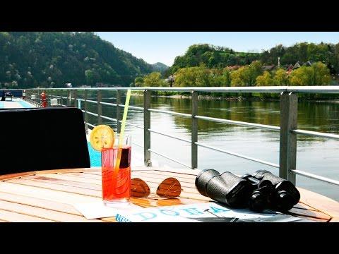 Elvecruise på romantiske Rhinen