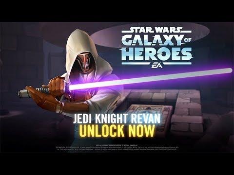 BITeLog #003B.4: Galaxy of Heroes (ANDROID/IOS) Jedi Revan - Terentatek (AUTO)
