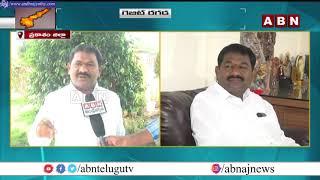 TDP MLA Bala Veeraiah Fires on CM Jagan over Velugonda Project   ABN Telugu - ABNTELUGUTV