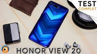 Vidéo-Test : Test : HONOR VIEW 20 - Le meilleur Honor depuis le Honor 8 ?? !