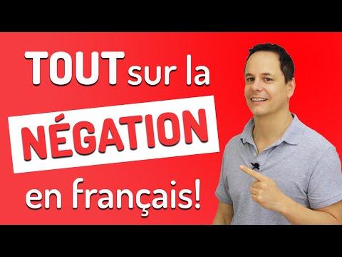 Ne...Pas, Ne...Plus: La Négation en Français - L'essentiel en 8 minutes 🤩