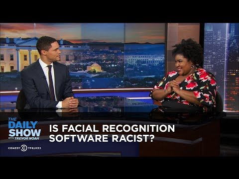 connectYoutube - Is Facial Recognition Software Racist? | The Daily Show