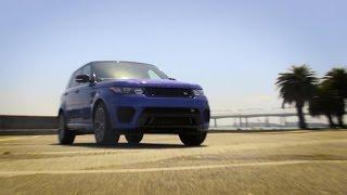 On the road: 2015 Range Rover Sport SVR