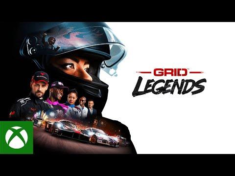 GRID Legends: Official Reveal Trailer