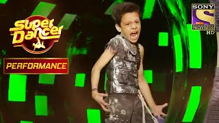"Bishal's Energetic Performance On ""Zinda"" Amuses The Judges 