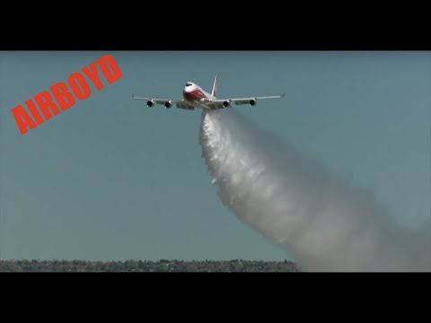 connectYoutube - The Boeing 747-400 Global Supertanker (N744ST)