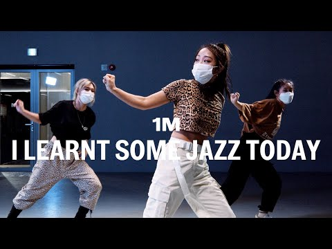 Tessellated - I Learnt Some Jazz Today / Amy Park Choreography