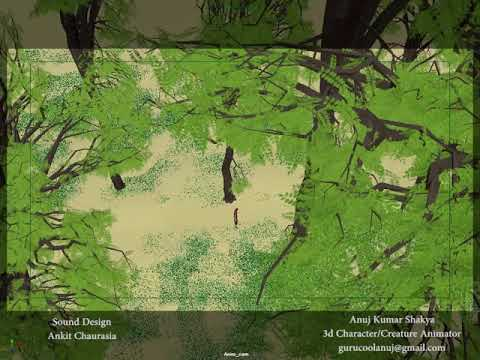 Fight Clip   3d Animation   Deadshot   Jungle   2018