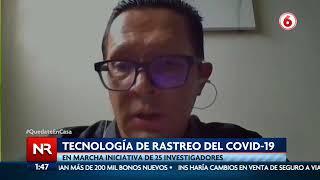 Tecnología de rastreo del Covid-19