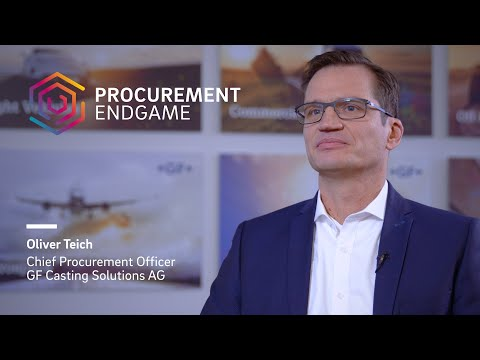Oliver Teich (GF Casting Solutions AG) on The Procurement Endgame