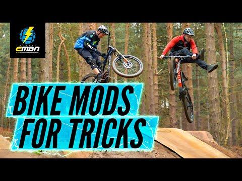 How To Modify An E Bike To Make Freestyle Tricks Possible