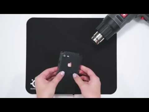 Slickwraps iPhone 7 Installation Video