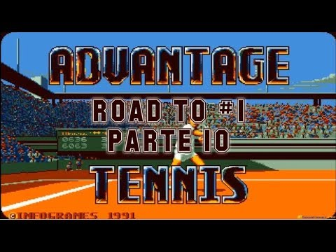 Road to #1: Advantage Tennis Ep. 10 (1991) - PC - Cambio de Temporada