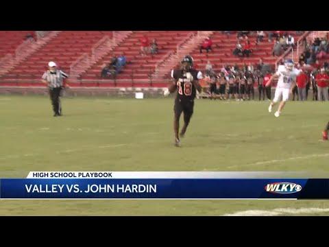 John Hardin beats Valley