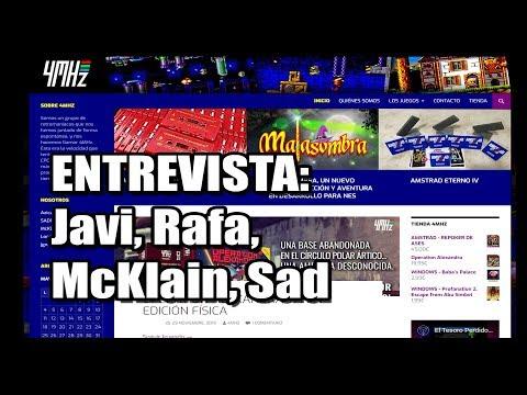ENTREVISTA 4Mhz TOP GAMES