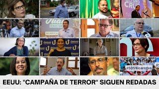 """????#LoÚltimo #Nicaragua Unidad Nacional """"emergencia permanente"""" por ataques dictatoriales"""