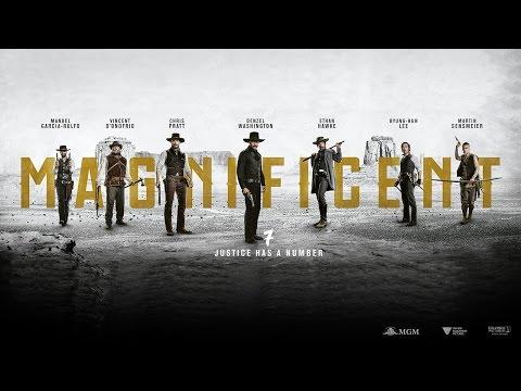 The Magnificent Seven - nu på DVD, Blu-Ray og Digitalt