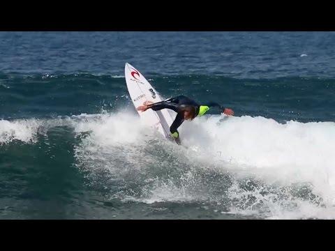 Freesurfing Bells Beach with Wilko & Friends