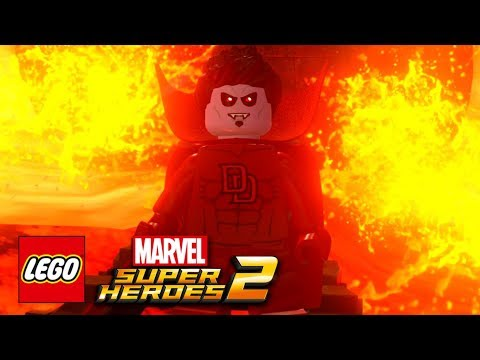connectYoutube - LEGO Marvel Super Heroes 2 - How To Make Mephisto