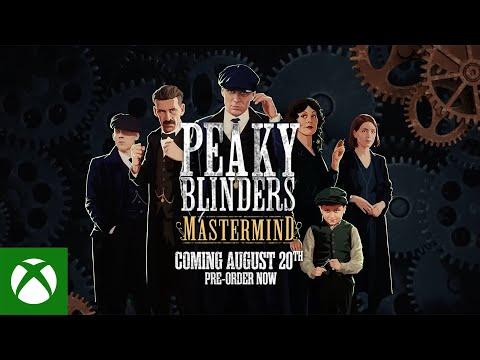 Peaky Blinders: Mastermind - Release Date Trailer