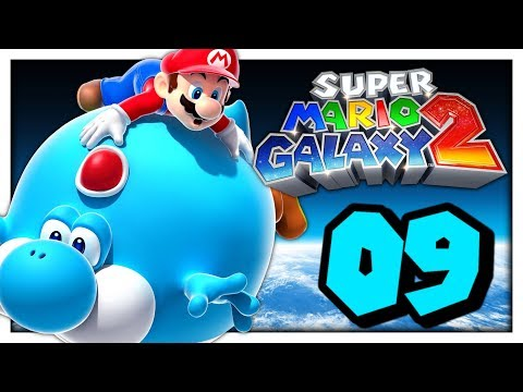 SUPER MARIO GALAXY 2 NINTENDO WII FR EPISODE 9 | YOSHI BALLON !