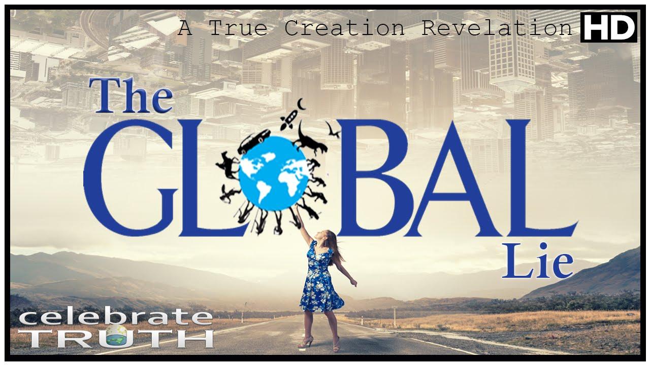 The Global Lie - Flat Earth Documentary (2016) HD