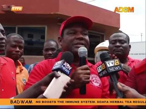 Badwam News on Adom TV(25-8-16)