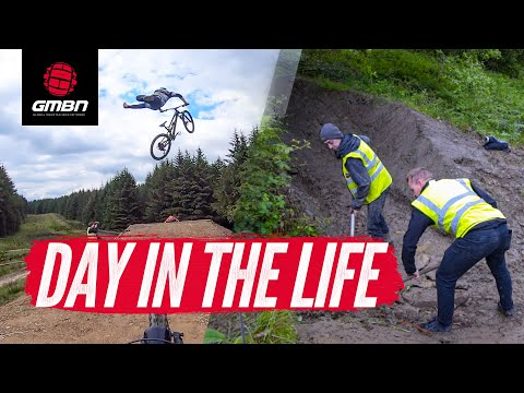 A Day In A Life Of A Trail Builder