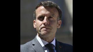 Emmanuel Macron giflé: son agresseur «rempli de dégoût»