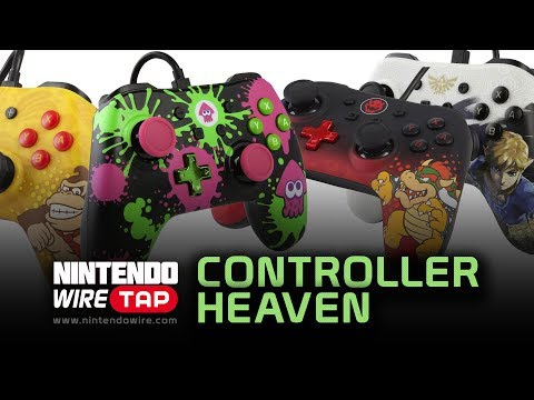 connectYoutube - New Switch Controllers are Here!   Nintendo Wiretap