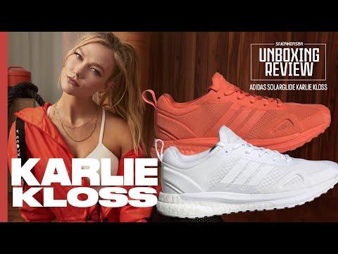 Karlie Kloss Assina Modelos Especiais Para adidas | UNBOXING+REVIEW adidas Solarglide X Karlie Kloss