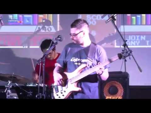 """RetroMadrid 2018 - Concierto """"the CHIPTUNES"""" - Tetris"""