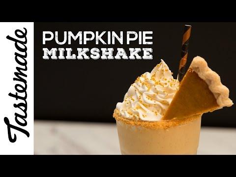 Pumpkin Pie Milkshake| The Tastemakers-Dzung Duong