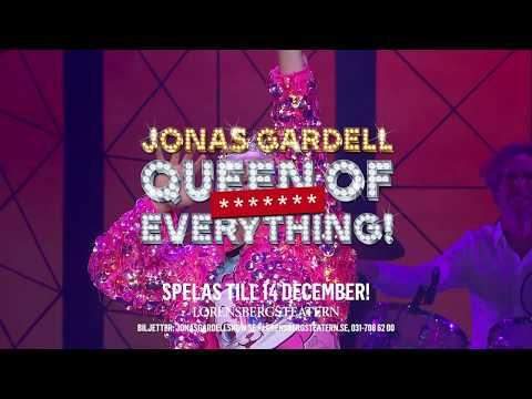 Jonas Gardell - Queen of f*cking everything (Göteborg)