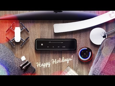 Tech Gift Guide 2017 | Holiday Gift Guide (for every budget!)