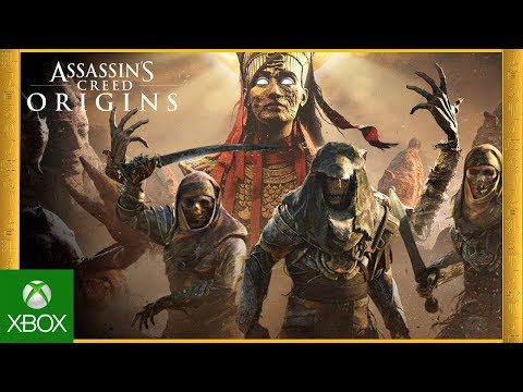 Assassin's Creed Origins: The Curse of the Pharaohs DLC | Launch Trailer | Ubisoft [US]