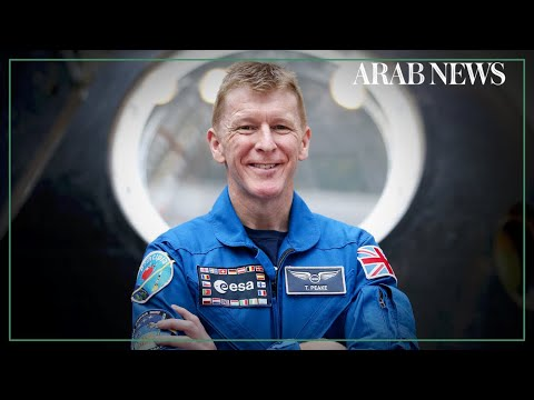 Astronaut says routine is key for isolated living