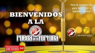 Programa Rueda de la Fortuna. Sábado 08 de agosto del 2020. JPS.