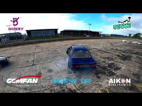 Autofest 2020 BMW V8 Slow Motion