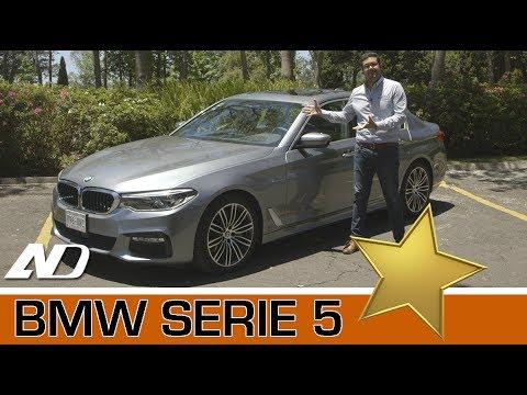 BMW Serie 5 - El mejor sedán a gasolina actualmente