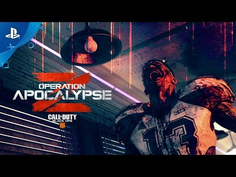 Call of Duty: Black Ops 4 ? Operação Apocalypse Z Trailer | PS4