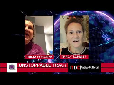, TDC – TODAY SHOW – Unstoppable Tracy – talks Burlington Accessibility – Tricia Pokorny, Wheelchair Accessible Homes