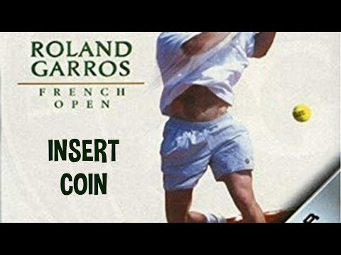 Roland Garros French Open (2000) - Game Boy Color - Torneo Completo