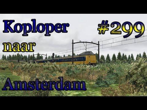 Met de Koploper naar Roosendaal - Train Simulator 2017 #299