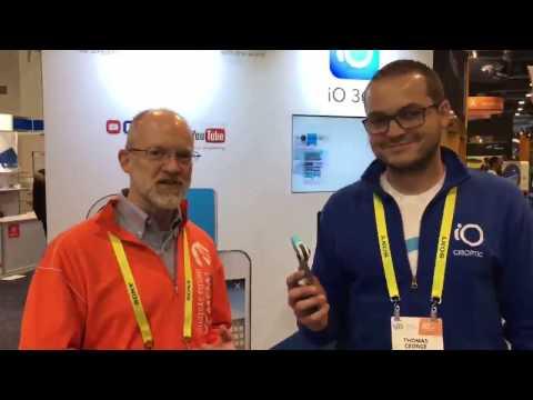 Giroptic iO 360 camera live streaming