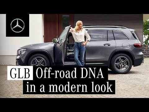 Off-road DNA in a Modern Look | Exterior Design of the New GLB
