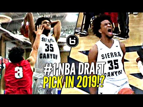 Marvin Bagley III Is The #1 PLAYER In The 2018 Class!! OFFICIAL Mixtape! #1 Pick In 2019 Draft?
