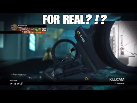 Call of Duty CAMPS (I Mean Ghosts) Too Funny!   LOOK AT THIS B   H!!