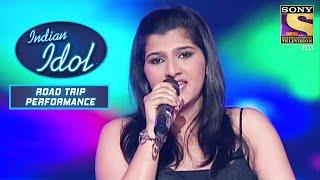 'Mujhe Rang De' का यह Rendition है Pleasing | Indian Idol | Road Trip Performance - SETINDIA