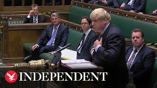 Boris Johnson dodges question over NHS staff parking charges
